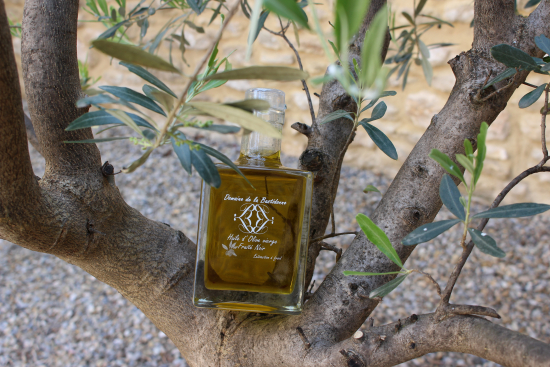 """Huile d' Olive vierge """" Fruité Noir"""""""