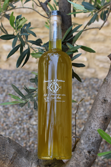 """Huile d' Olive vierge """"Fruité Mûr"""""""